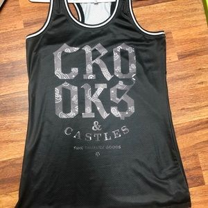 Women's Crooks & Castles Jersey tank